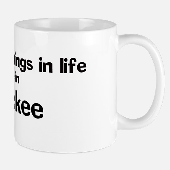 Truckee: Best Things Mug