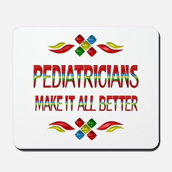 Pediatricians Mousepad