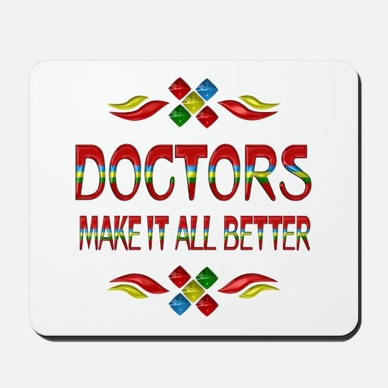 Doctors Mousepad