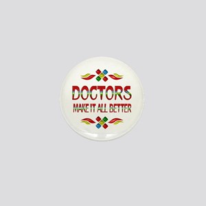 Doctors Mini Button