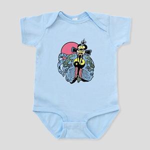 Little China Infant Bodysuit