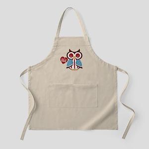 USA Owl Apron