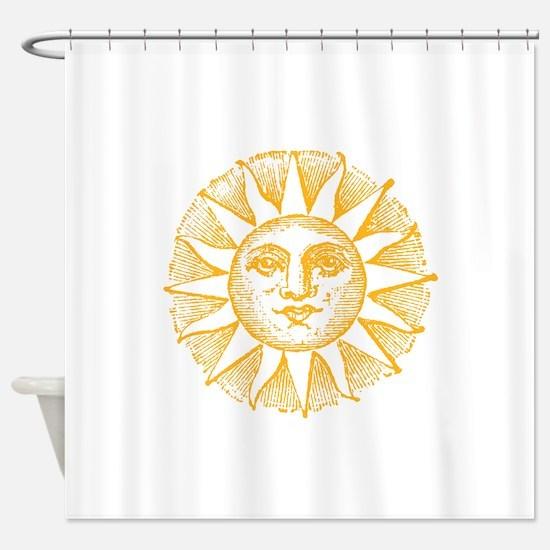 Sunny Day Shower Curtain