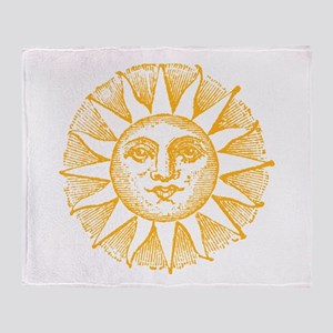 Sunny Day Throw Blanket