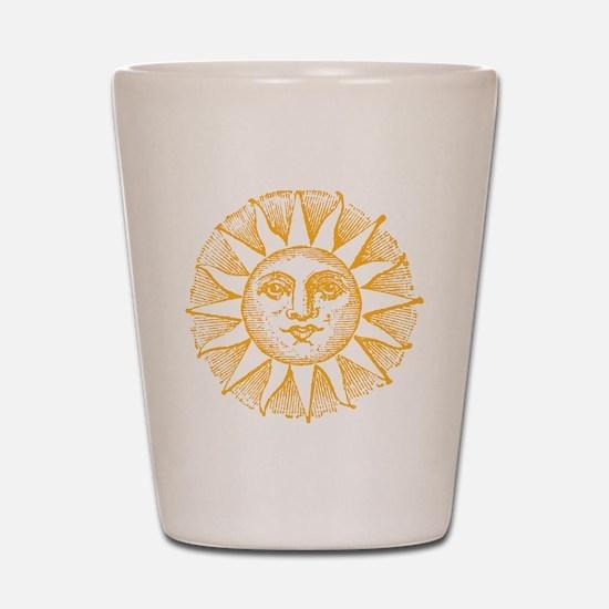Sunny Day Shot Glass