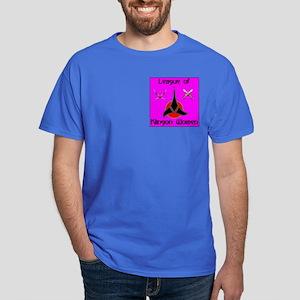 Klingon Women Dark T-Shirt