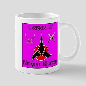 Klingon Women Mug