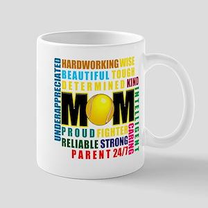 What is a Tennis Mom Mug