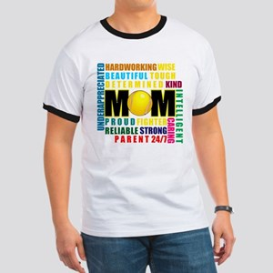 What is a Tennis Mom Ringer T