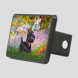 Garden (Monet) - Scotty Rectangular Hitch Cover