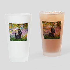 Garden (Monet) - Scotty Drinking Glass