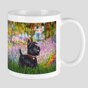 Garden (Monet) - Scotty Mug