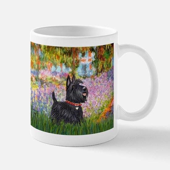 Garden (Monet) - Scotty Mug