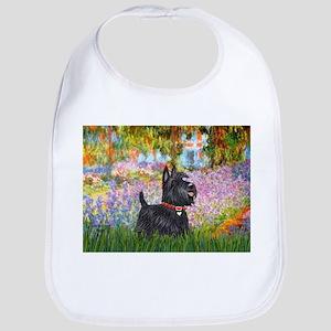 Garden (Monet) - Scotty Bib