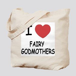 I heart fairy godmothers Tote Bag