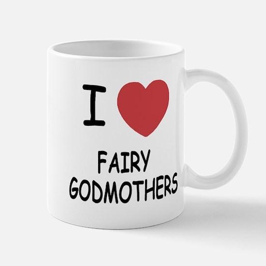 I heart fairy godmothers Mug