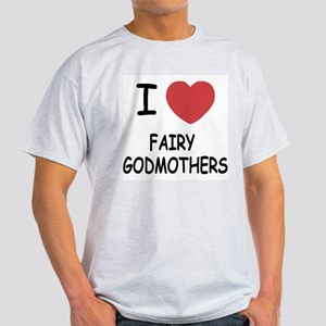 I heart fairy godmothers Light T-Shirt