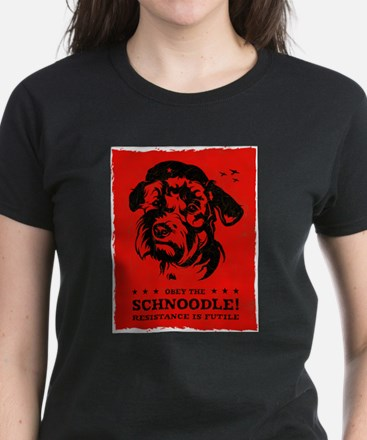 schnoodle_red_t T-Shirt