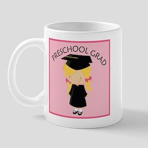Preschool Graduate Girl Mug
