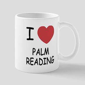 I heart palm reading Mug