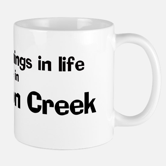 Thompson Creek: Best Things Mug