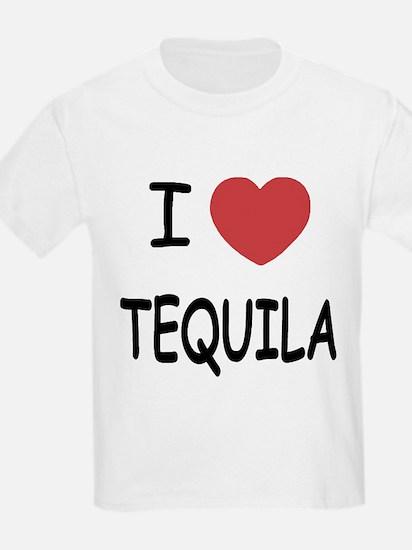 I heart tequila T-Shirt