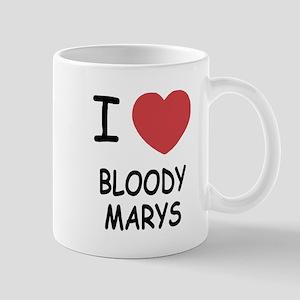I heart bloody marys Mug