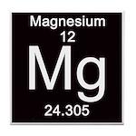 Periodic Table Magnesium Tile Coaster