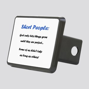 Short People Rectangular Hitch Cover