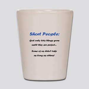 Short People Shot Glass