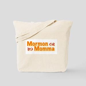 Mormon Momma Tote Bag