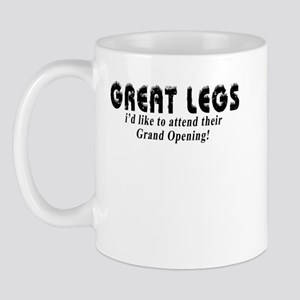Great Legs -  Mug