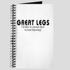Great Legs - Journal