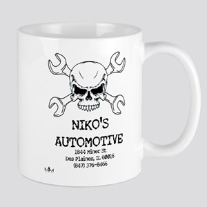 Nikos Auto Mug