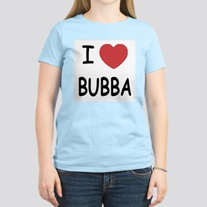 I heart Bubba Women's Light T-Shirt