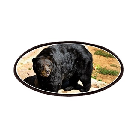 American Black Bear 3 Patches
