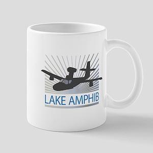 Aircraft Lake Amphibian Mug