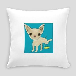 pee pee Everyday Pillow