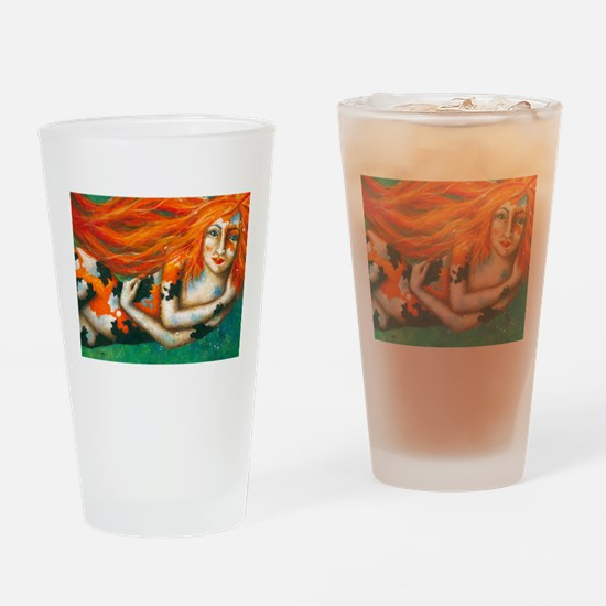 Being Koi Too Drinking Glass