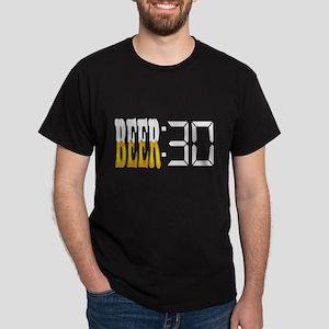 beer 30 white Dark T-Shirt
