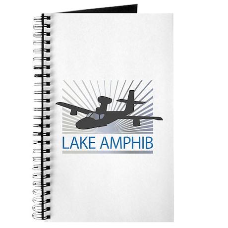 Amphibians Journal Aircraft Lake Amphibia...