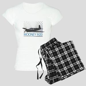 Aircraft Mooney M20 Women's Light Pajamas