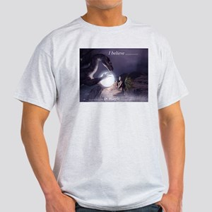 Keeper Of The Light (v1a) Light T-Shirt