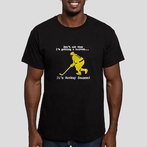 haircut hockey T-Shirt