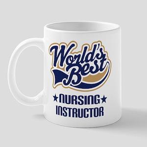 Nursing Instructor Gift Mug