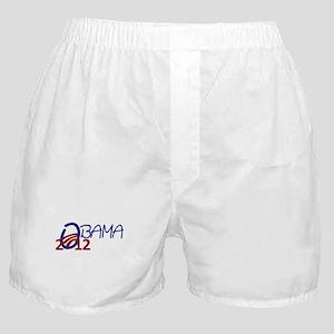 Obama 2012 Boxer Shorts