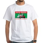 Italian Scooters White T-Shirt