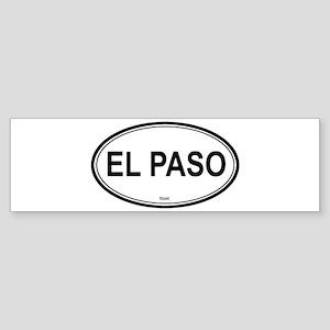 El Paso (Texas) Bumper Sticker