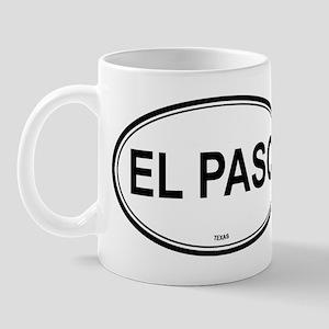 El Paso (Texas) Mug