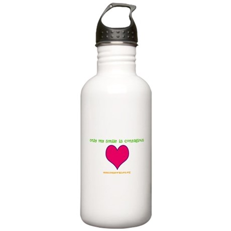 mastocytosis awareness Stainless Water Bottle 1.0L